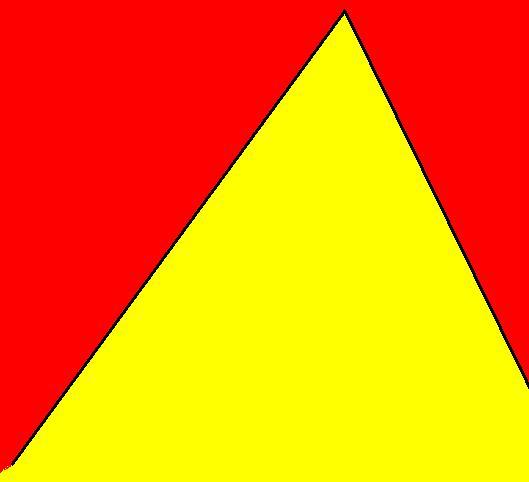 Mi triangulo preferido
