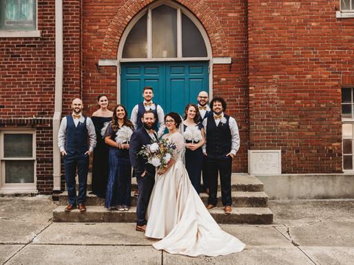Cory + Skye | Married