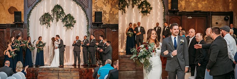 The Sanctuary On Penn Wedding