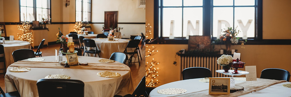 Indianapolis Wedding, Irvington Lodge, nataliemcintirephotography.com