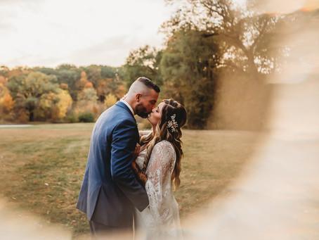 Daniel + Kisty   Married