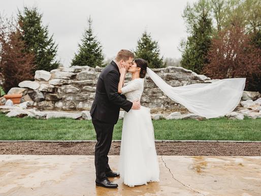 Aaron + Sandy | Married