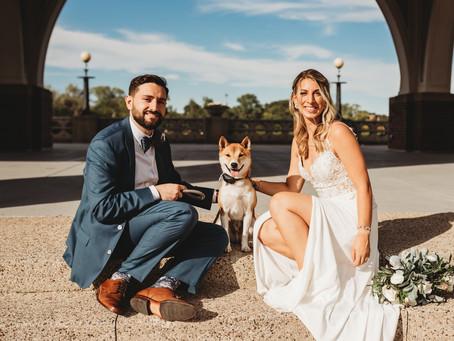 Josh + Jessica   Married