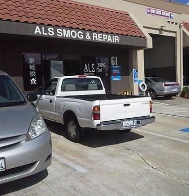 smog and repair shop milpitas
