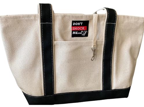 Don't Shock Me Tote Bag