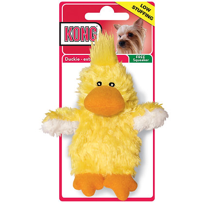 Kong Duck Squeaker Toy - Small