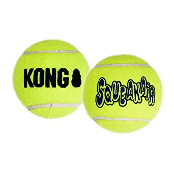 Kong Sqeakair Tennis Ball