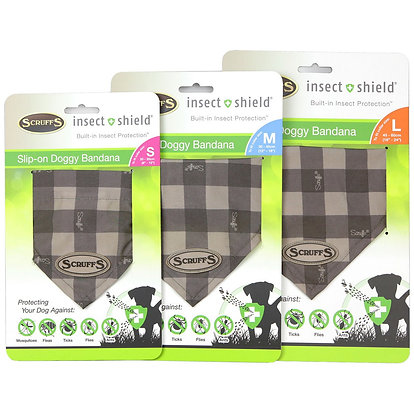 Insect Shield Pet Bandanas