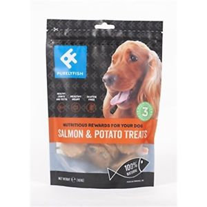 Purely Salmon & Potato Treats