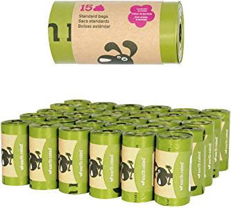 Earth Rated Poop Bags 15 Pack