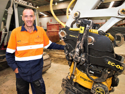 Engcon expands niche market for Eiffel Group