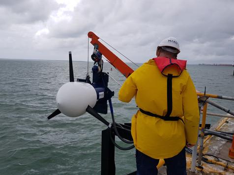 First MAKO tidal power turbine installed in Queensland