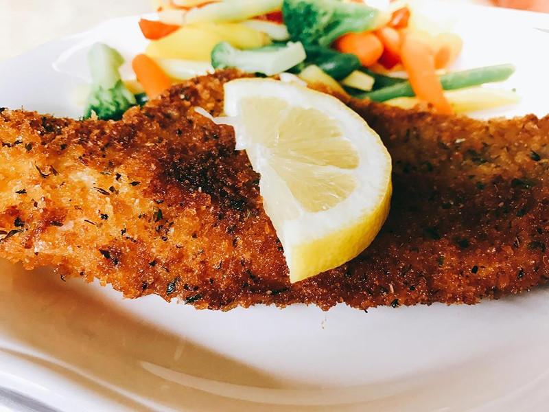 Panfried Fish