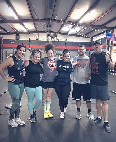 CrossFit Kicaster Community!
