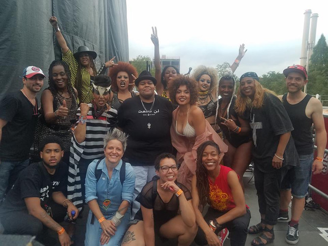 Afropunk - Black Women Rock Legacy