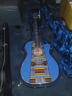 Kente Blue