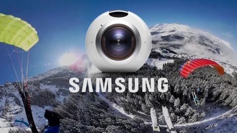 SAMSUNG 360 gear