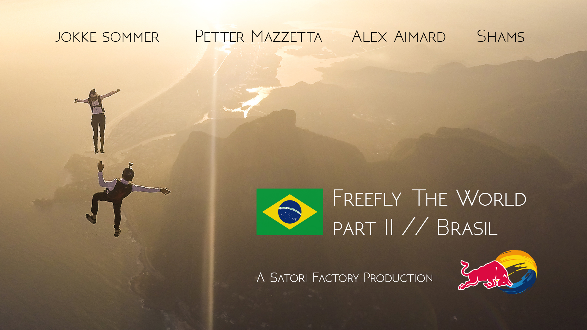 FreeFly The World // RIO