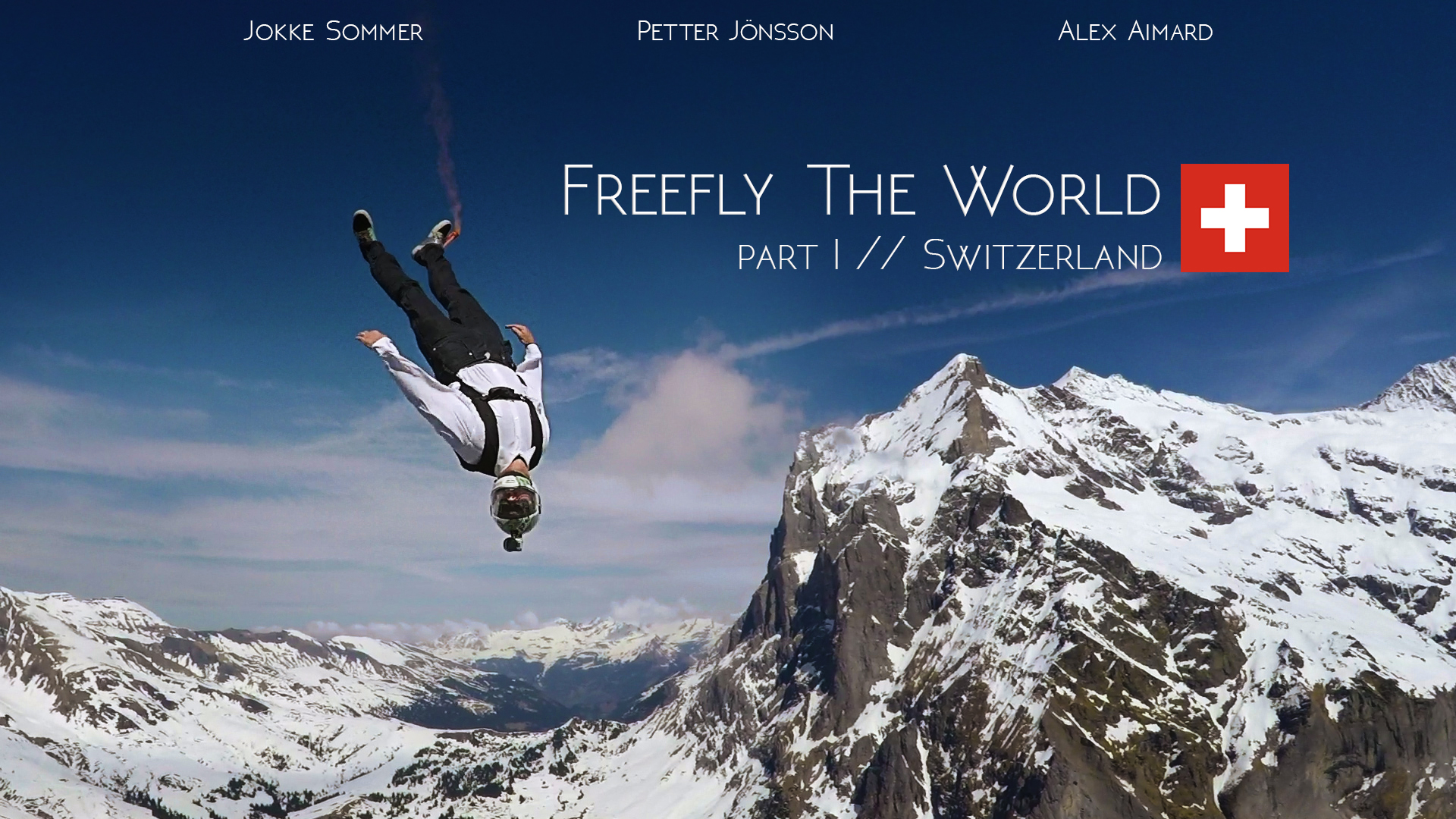 Freefly The World // Switzerland