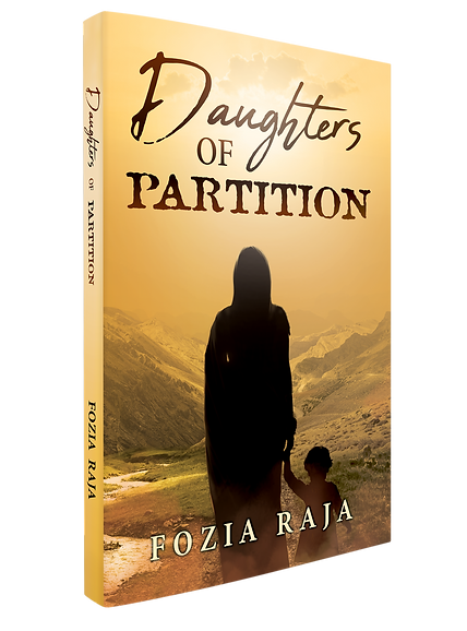 Daughters of Partition - Paperback Cover