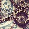 Reloj de bronce