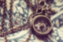 Brass Clock
