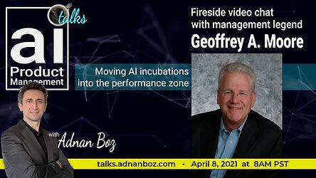 Fireside chat with management legend Geoffrey Moore