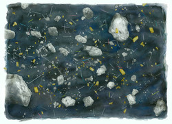 Asteroids and Gold