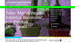 Matrix Vegetal, Botánica Deconolial