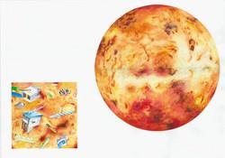 Venus and ink cartrigdes