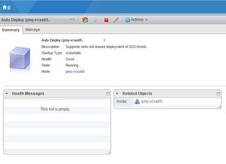 VMware vSphere 6.5 New Image builder GUI