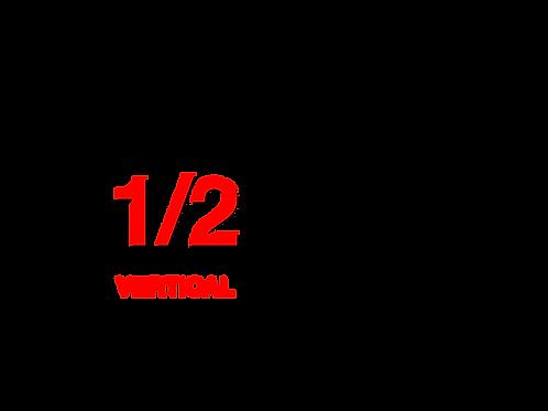 1/2 Page Vertical Beyond the Tassel Magazine Spot