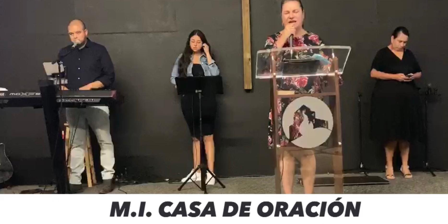 Pastora Zenaida Castellanos