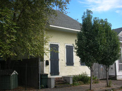 new residence in historic nieghborhood