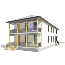 two-duplex-residence
