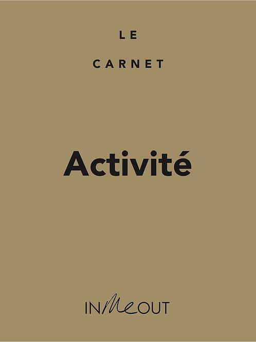 Carnet Activité