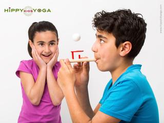 """""""Mamá, Papá ¿hacemos yoga juntos?"""""""