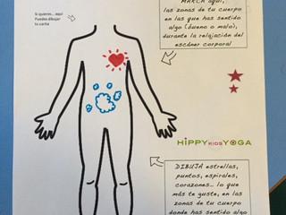 Clase de Masaje Infantil y Éscaner corporal