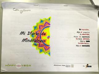 "Mindfulness en Colegio Mirasur. Programa ""Mindfulness Happy School"" de Hippy Kids Yoga"
