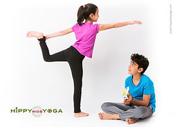 Yoga para niños - Hippy Kids Yoga