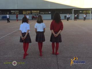 Colegios: Mindfulness caminando