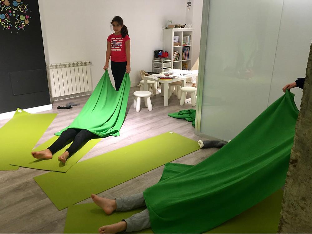 Éscaner Corporal - Hippy Kids Yoga