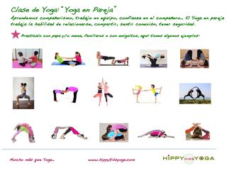 Los beneficios del yoga en pareja