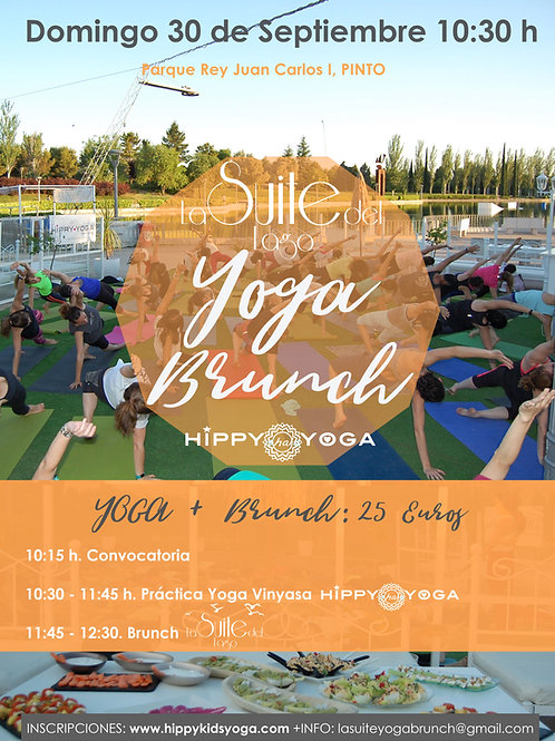 Yoga & Brunch en La Suite del Lago