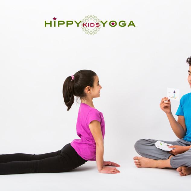 Cartas de Yoga. Caja Mágica de la Ca