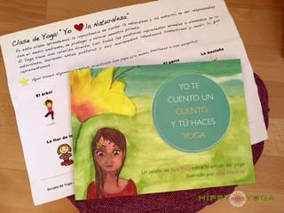 ECOYoga: I Love Naturaleza!          Clases de Yoga que enseñan la importancia de cuidar nuestro pla
