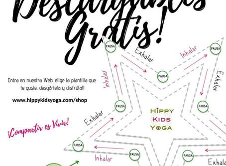 Descargables de Yoga, Mindfulness y Emociones Gratuitos