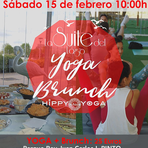 Yoga & Brunch La Suite del Lago, Hippy Yoga