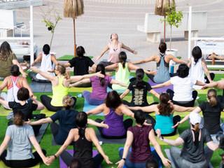"""Nuestro """"Hippy Yoga & Brunch"""""""