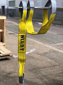 3T Lifting Straps